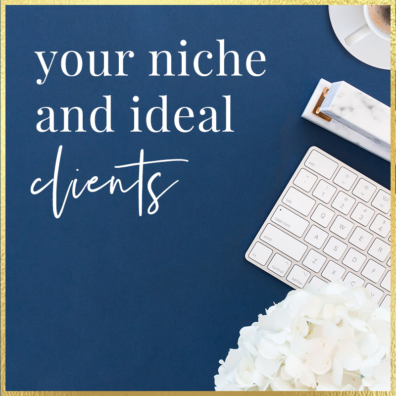 your coaching niche for marketing
