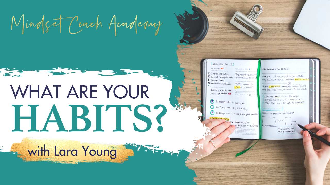 What Are Your Habits?