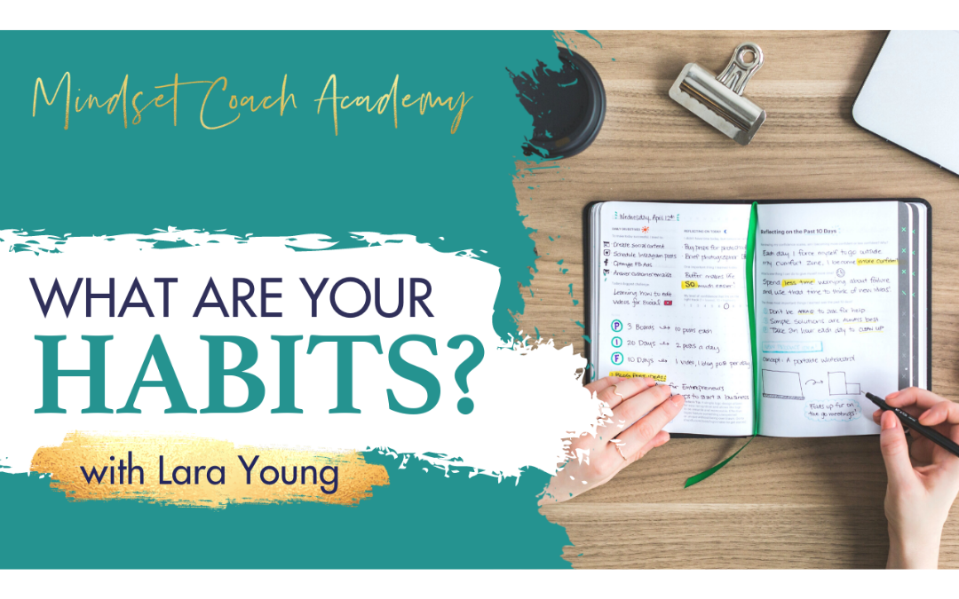 Episode 13: What Are Your Habits?
