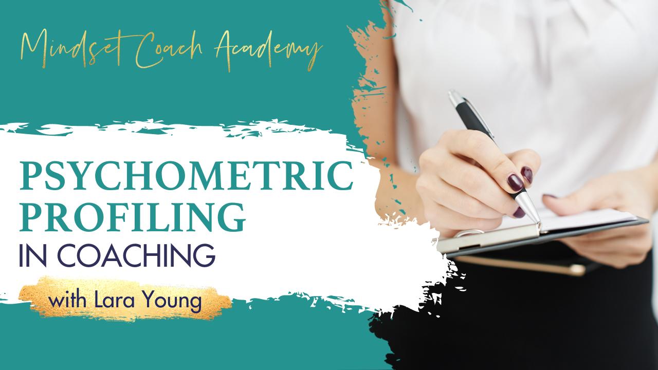 Psychometric Profiling in Coaching